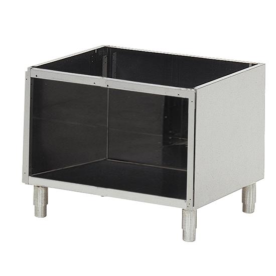 offener Unterbau für Tischgeräte B=600 mm