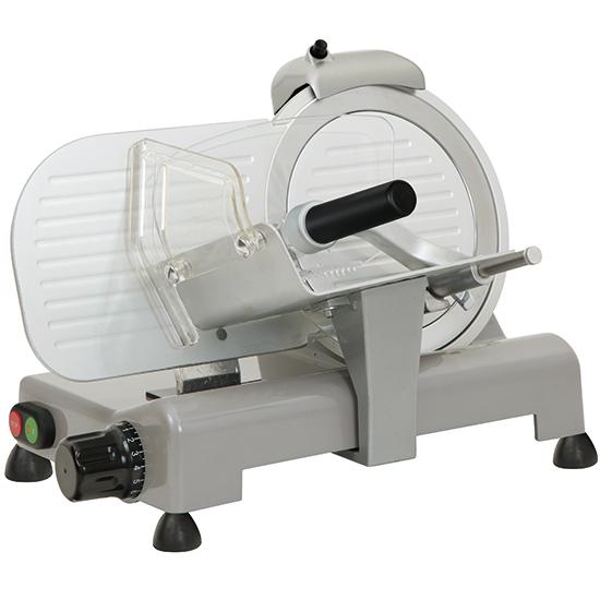 Aufschnittmaschine, Schrägschneidermodell, Messer ø 220 mm