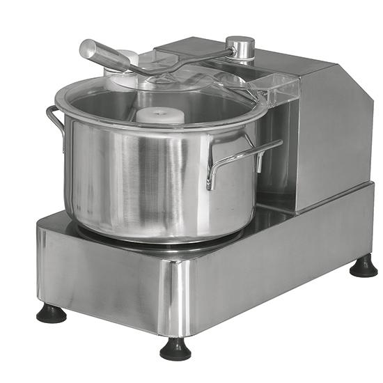 cutter de sobremesa con variador de velocidad, 9 litros