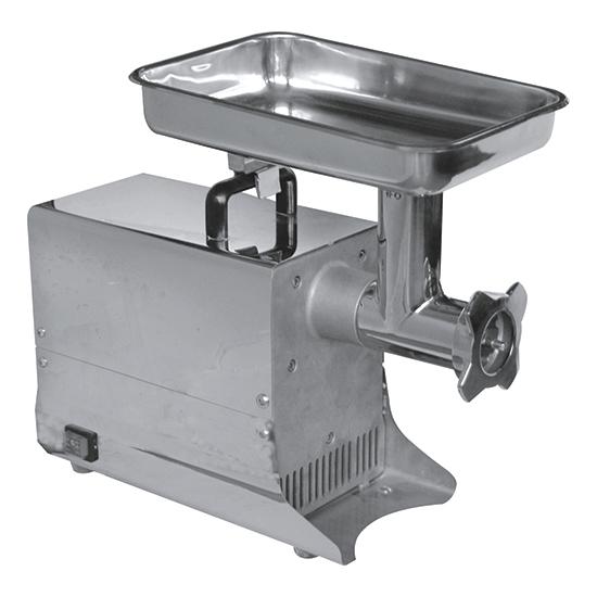picadora de carne, boca ø 70 mm, 200 kg/h