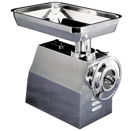 picadora de carne, boca ø 82 mm, 200 kg/h
