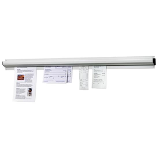 Bonschiene aus Aluminium, 910 mm