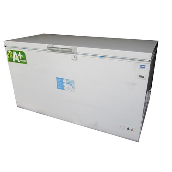 Tiefkühltruhe 469 Liter mit Deckel, -24°C - BESCHÄDIGT