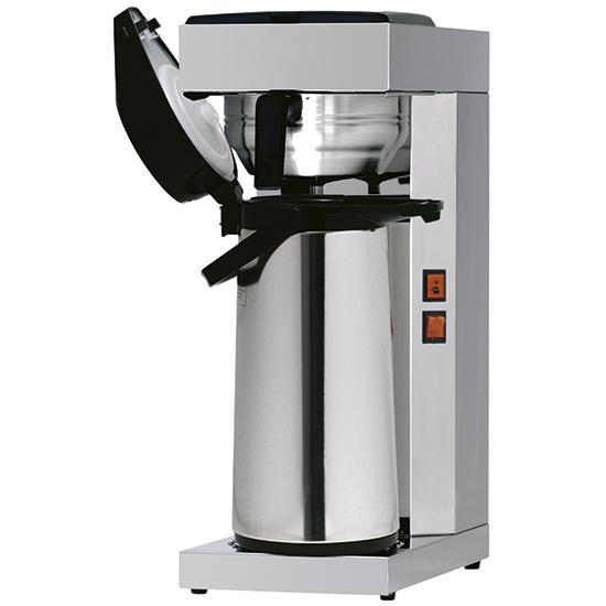 macchina da caffè a filtro manuale con 1 thermos da 2,2 litri