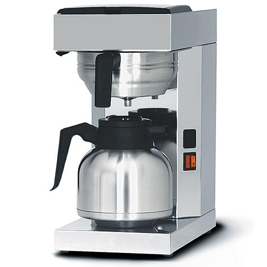 macchina da caffè a filtro manuale con 1 thermos da 1,9 litri