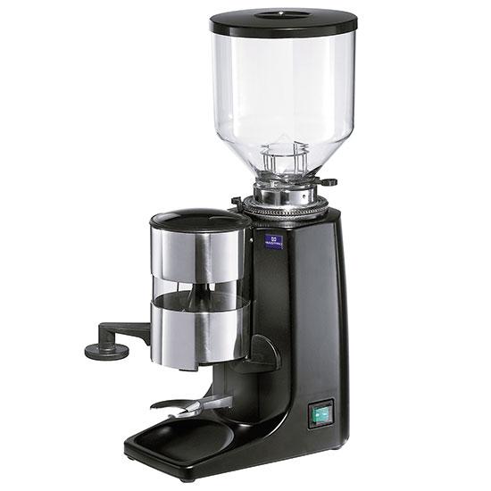 Kaffeemühle, 1,2 kg Behälter, 4-9 g, schwarz