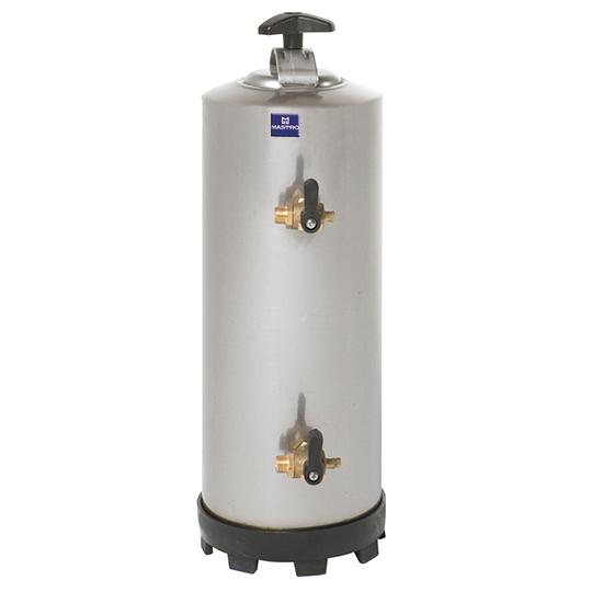 """manueller Wasserentkalker, Kapazität 8 Liter, Anschluss 3/8"""""""