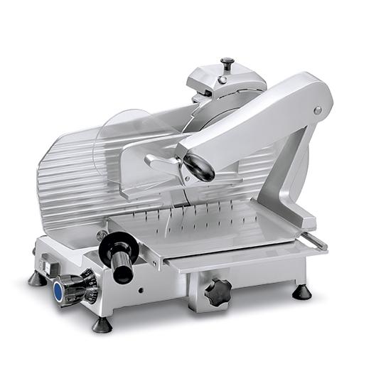 Aufschnittmaschine, Vertikalmodell, Messer ø 300 mm