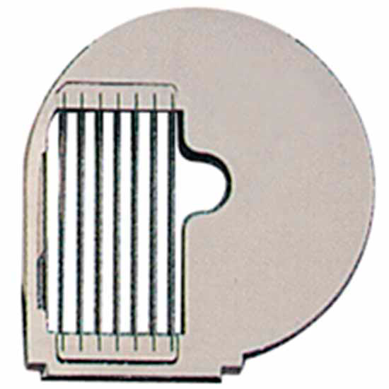 Pommesgatter, Schnittstärke 6 mm, nur in Kombi mit FLE0005