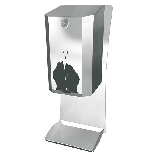 esterilizador automático de manos