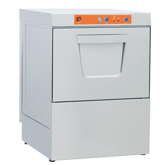 Geschirrspülmaschine, mechanisch, Korbmaß 50x50 cm, max H=33,5 cm