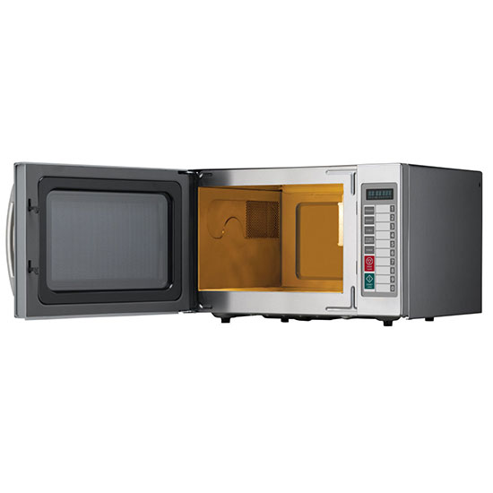 Horno microondas digital, 28.7 litros, máximo 1100 W - 220V/60Hz
