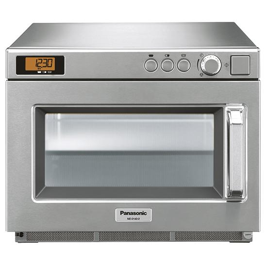 horno microondas, 18 litros, máximo 2100 W