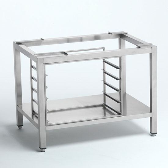 soporte con guías para hornos 6x GN 1/1 y 10x GN 1/1