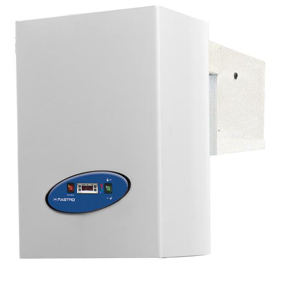 Huckepackaggregat, 0°/-20°C, 10,0 m³/7,6 m³