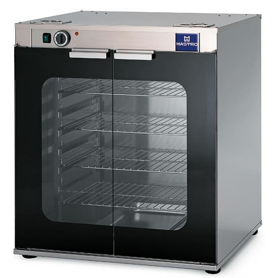 Gärschrank für 16 Bleche 600x400 mm oder GN 1/1 für Ofen GEV1011P