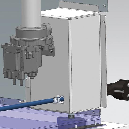 Ablaufpumpe für Eiswürfelbereiter BAA0070/ BAA0071/ BAA0072