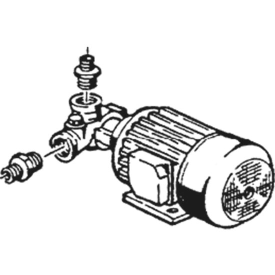 bomba de descarga para GLB0058/60