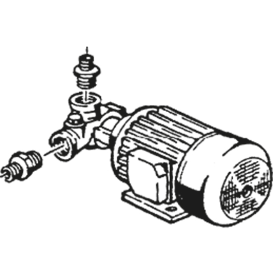 bomba de descarga para GLB0037C/39C