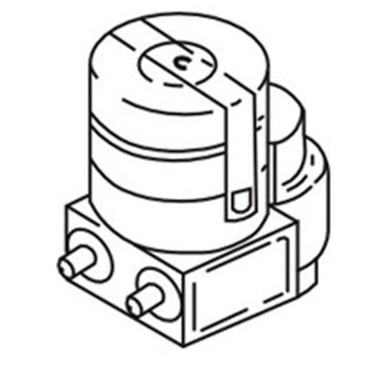 dosificador detergente para GLB0067CN/69CN