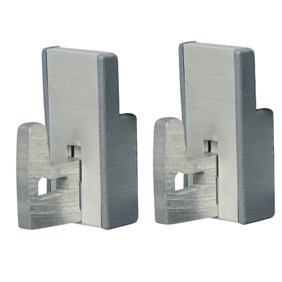 Eckmontagekit für Aluminiumregal
