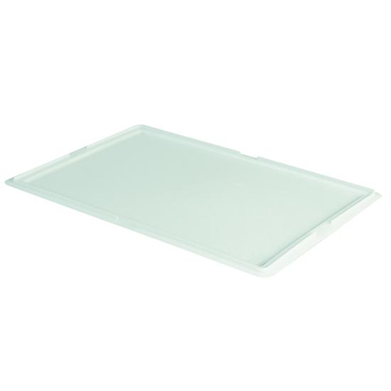 Deckel für Plastikkiste, 600x400 mm