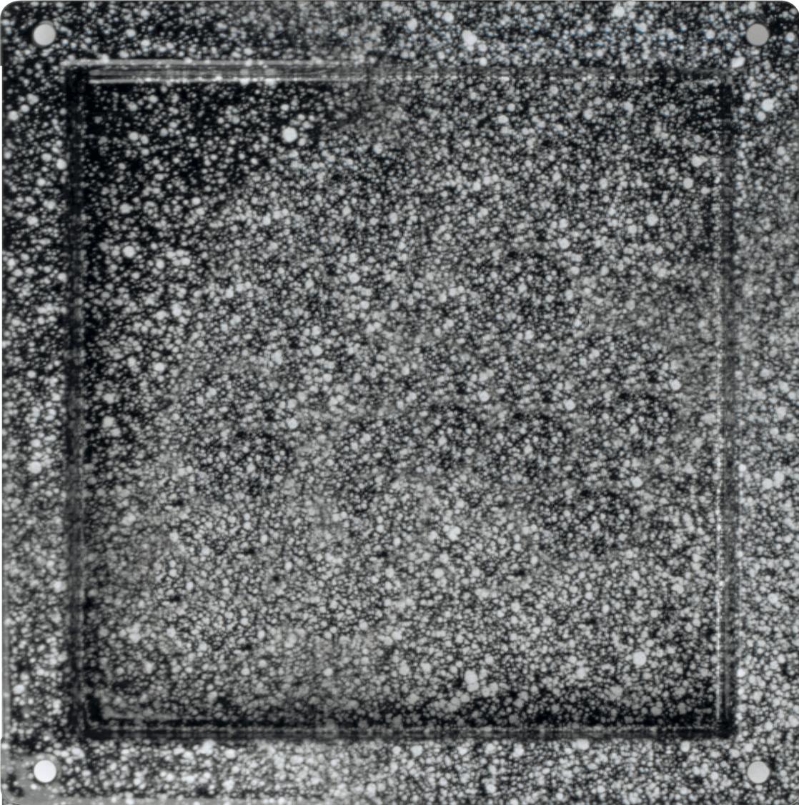 GN-Ofenblech, emailliert, GN 2/3 H=60 mm