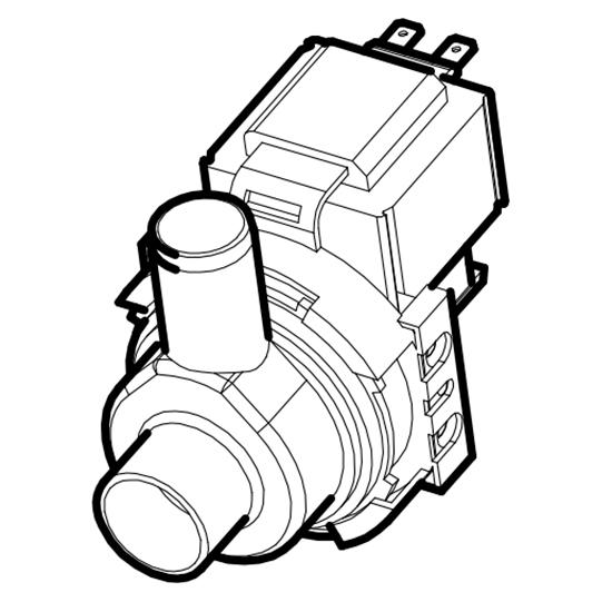 bomba de descarga para GLB0061C/FN