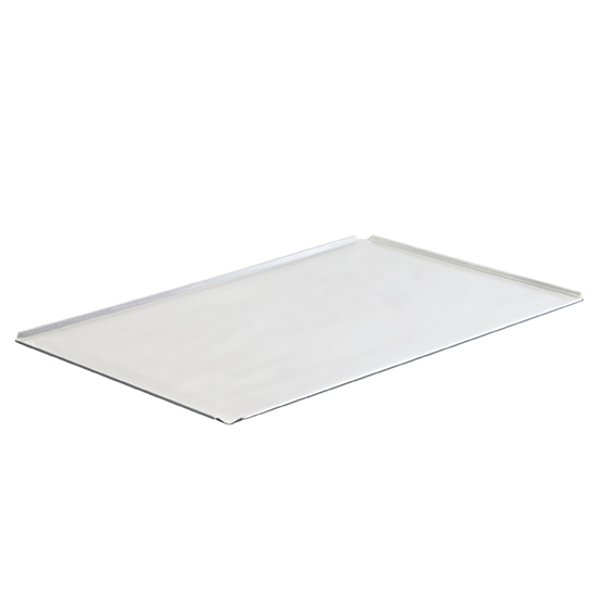 Bandeja de aluminio sin revestir, GN 1/1 - 4 lados 45°